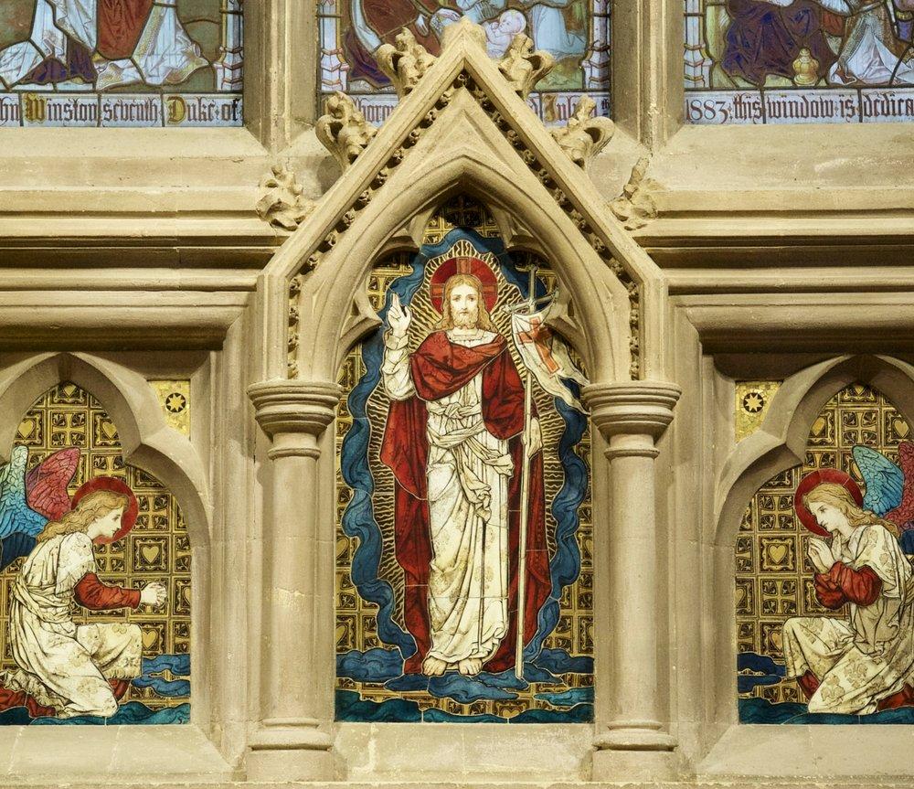 St Mary Magdalene Woodstock Reredos