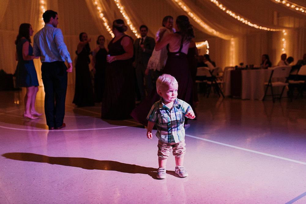 louisville Wedding reception photo