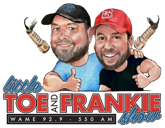 The Little Toe and Frankie Show
