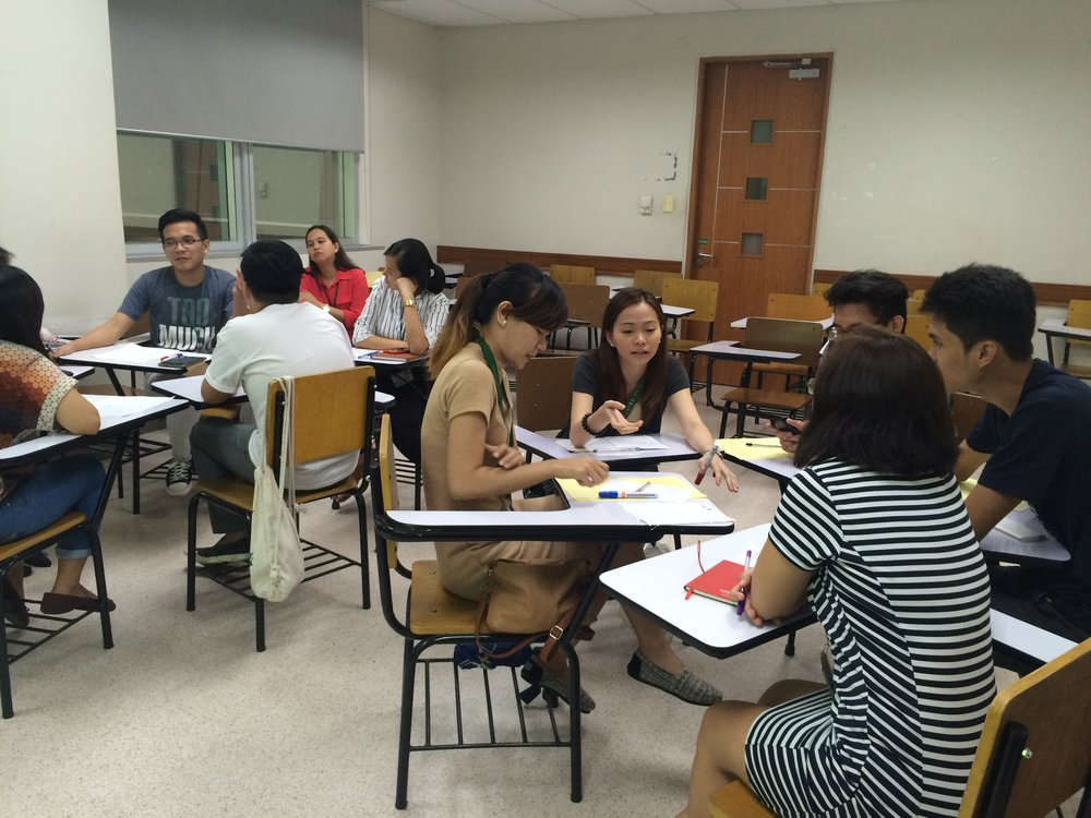 Philippines: Intro to Design Thinking