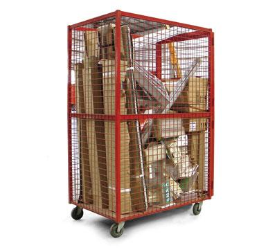 Apto para residuos de oficinas, pequeños comercios, etc.