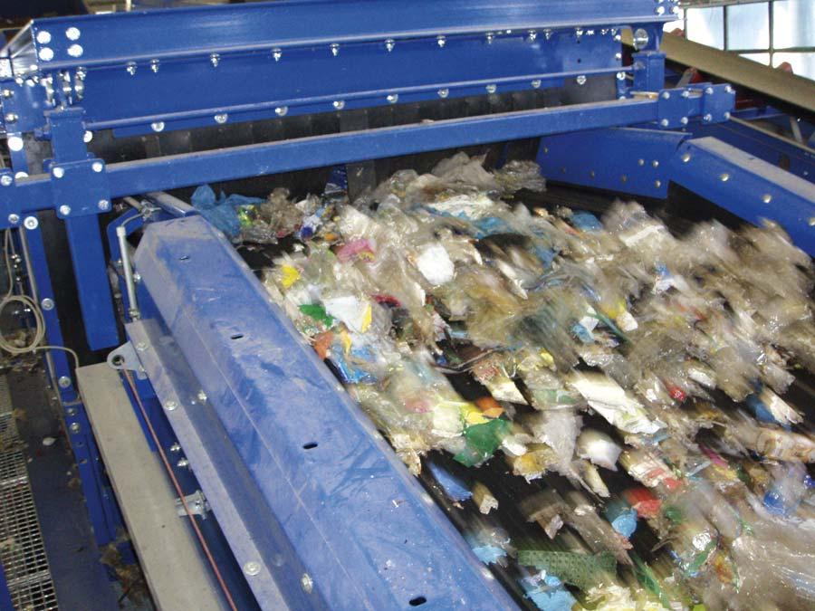retirada de residuos