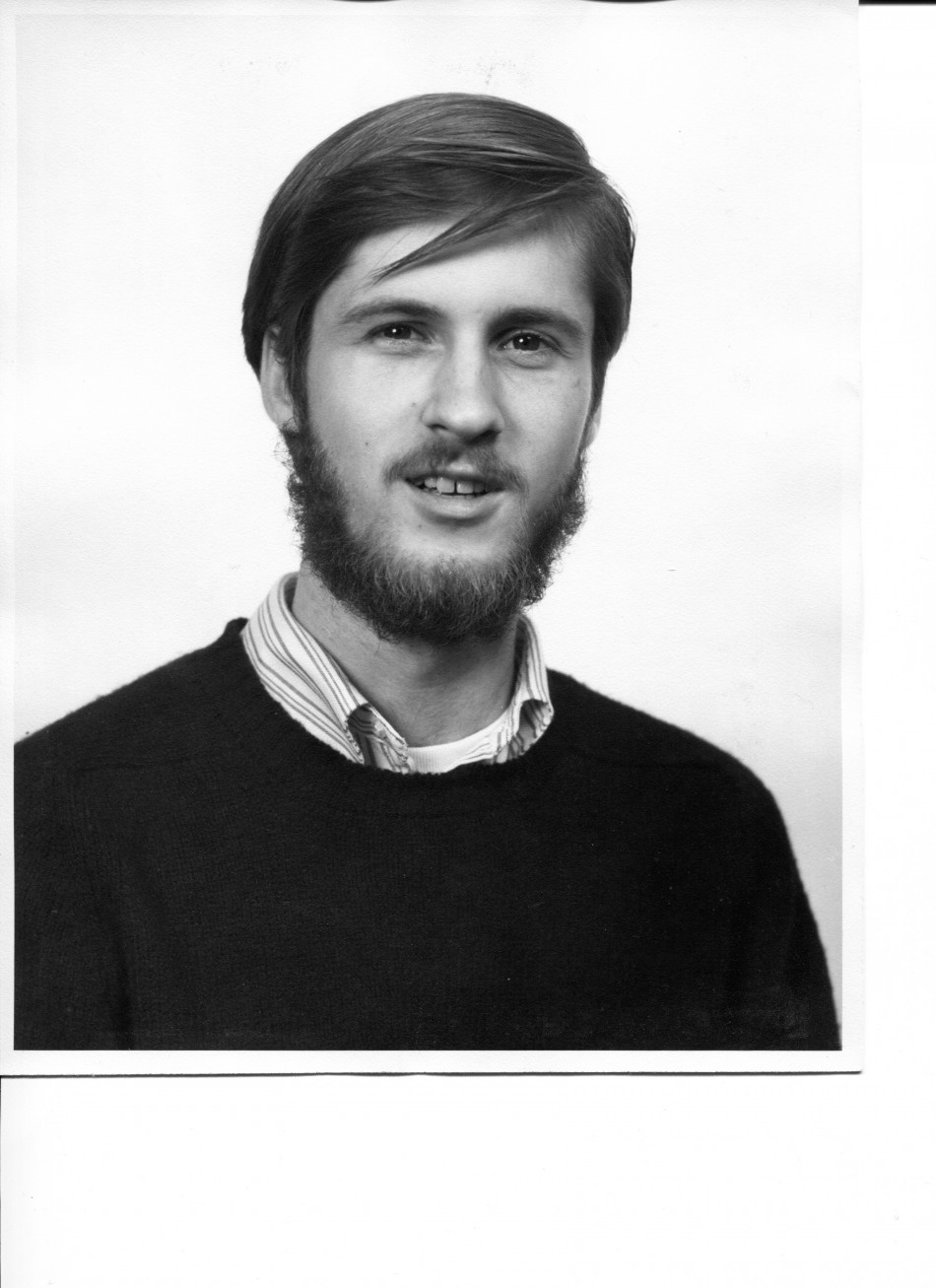 THE FIRST BEARD