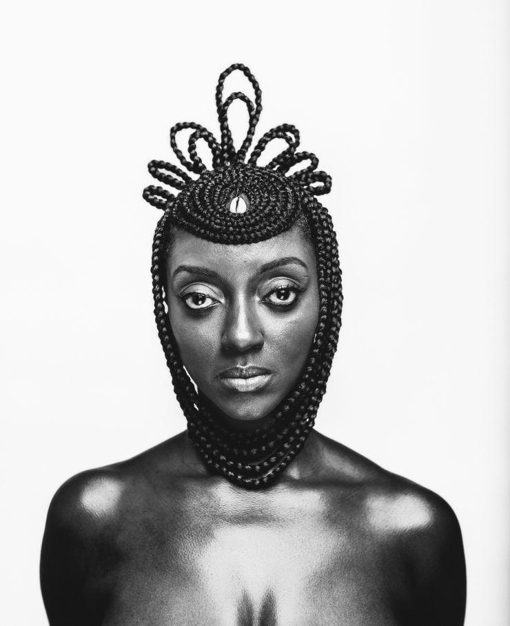 Shani Crowe - Artist