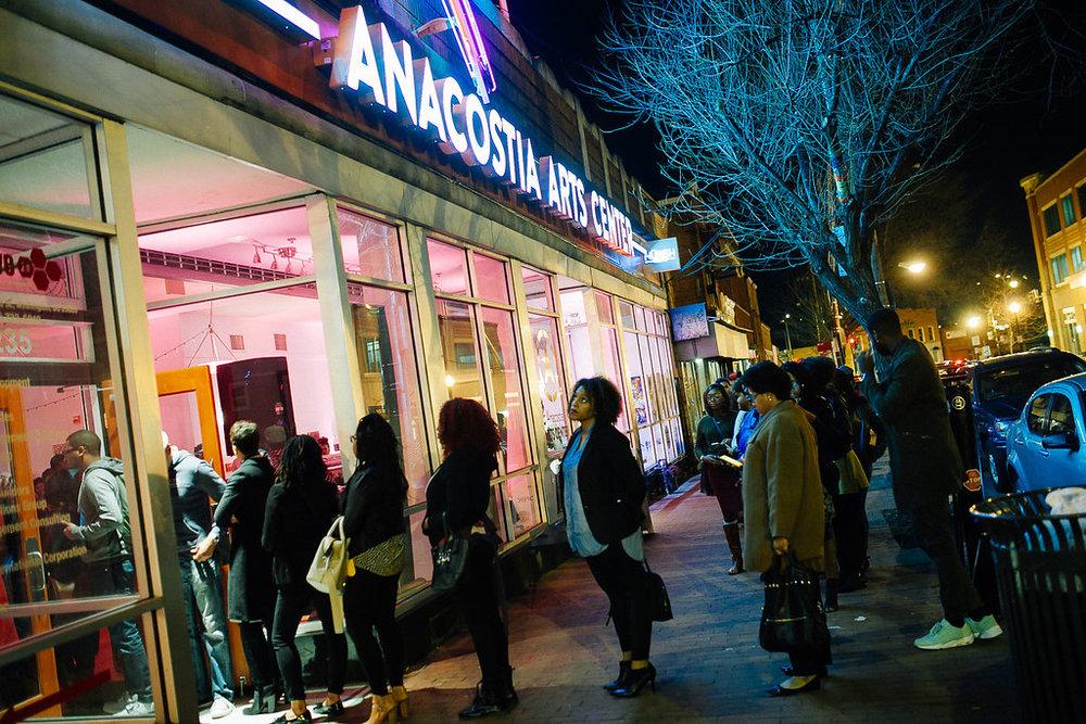 anacostia arts center black love experience