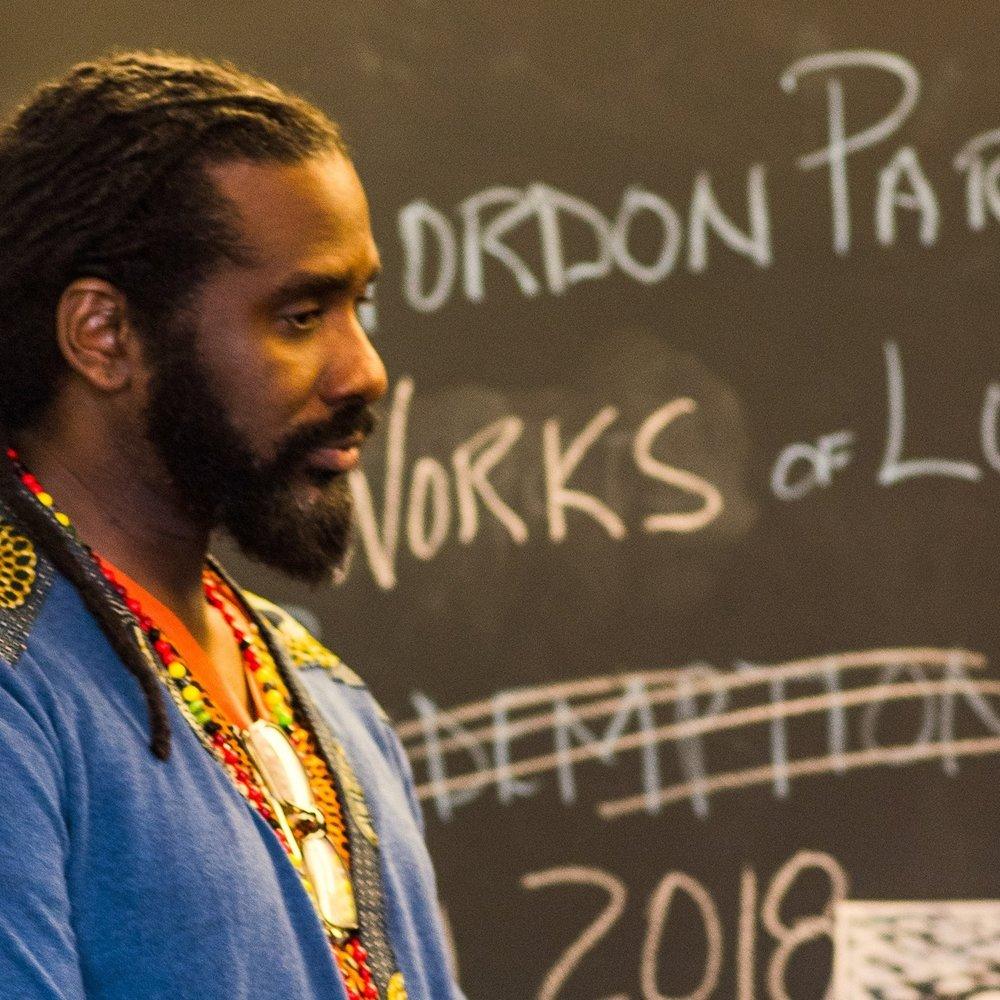 Tewodross Melchishua Williams
