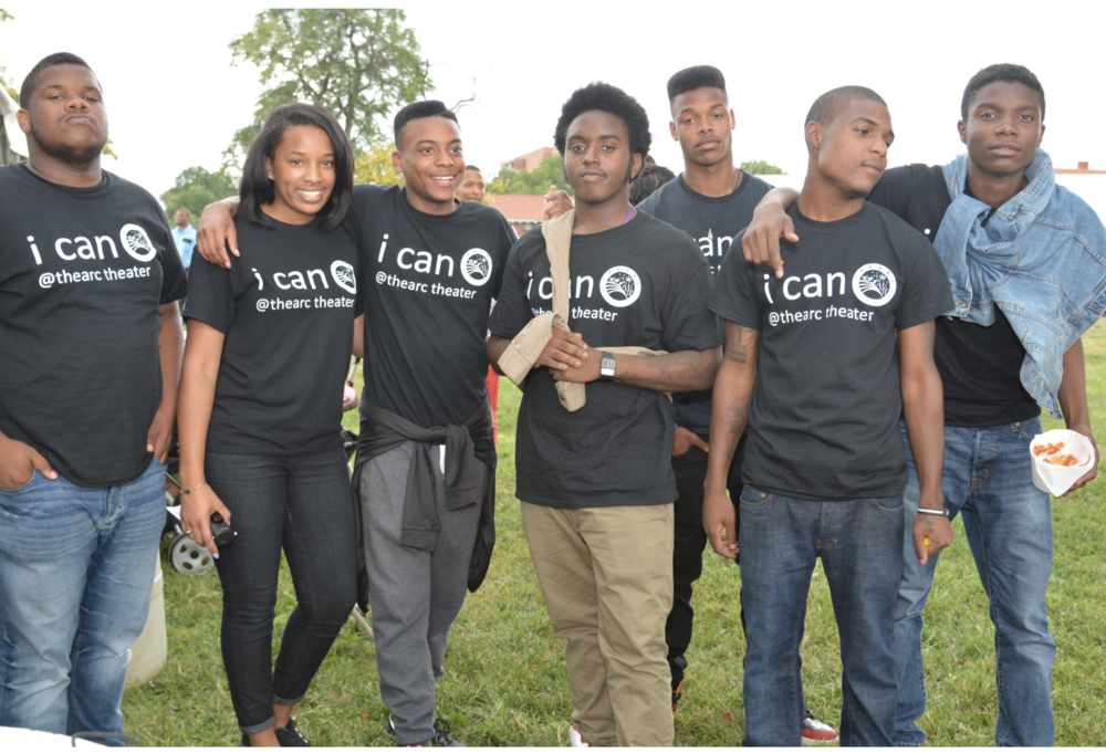I-CAN @ THEARC | Tech
