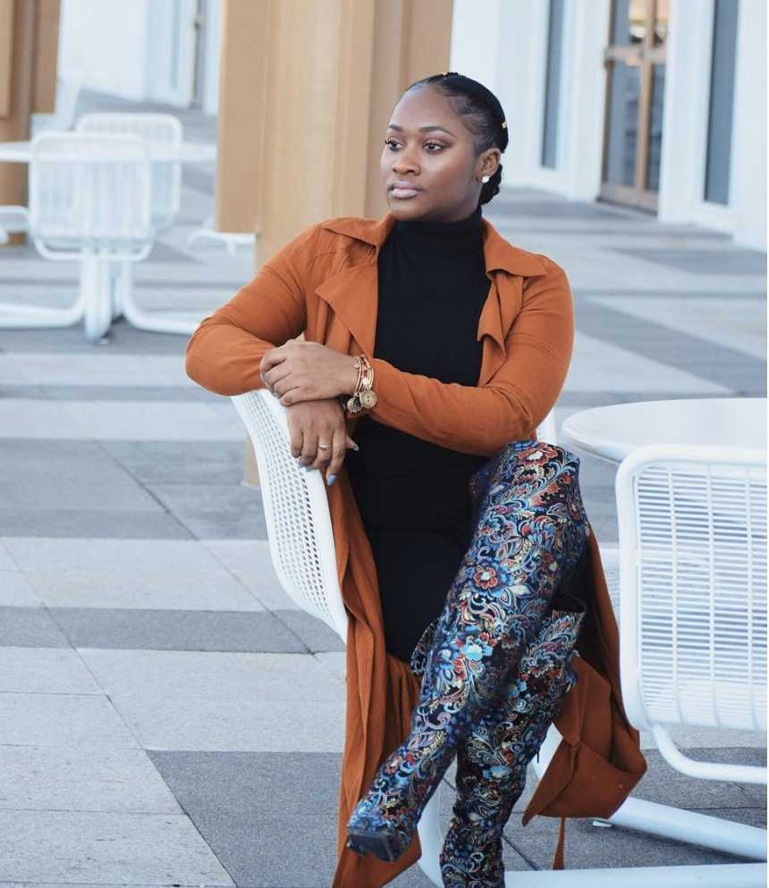 ShaMyra Sylvester | Social Media/Influencer