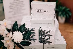 BLK + GRN | Vendor