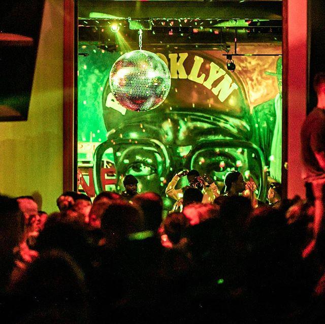 Hip Hop in Williamsburg..... get here this weekend.