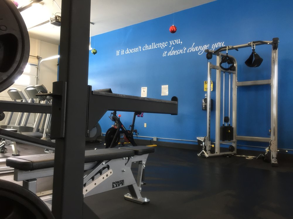 decal gym fitness exercise fitness workouts crested butte south key card access open everyday.JPG