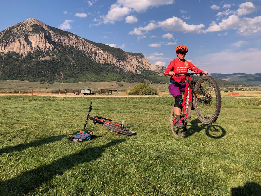 cooper enduro mountain biking crested butte gym