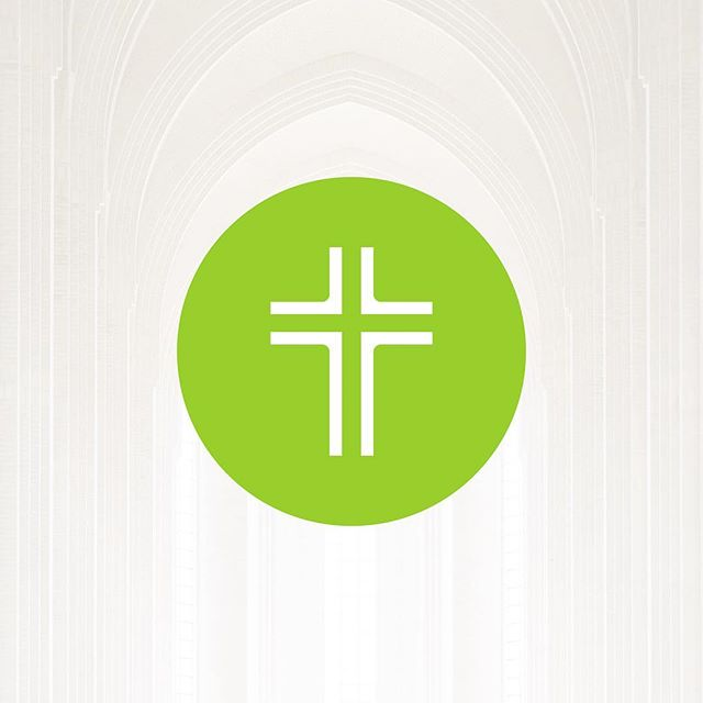 Boiling down an existing brand emblem. #church #graphicdesign #branding #design