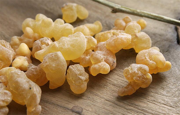 A photo of frankincense courtesy of a Google search