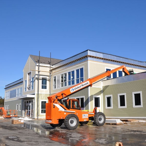 Cape Cod YMCA   Square Feet: 26,000 SF West Barnstable, MA  Contractor: Williams Building  Architect: Sheshkey Architects, Inc