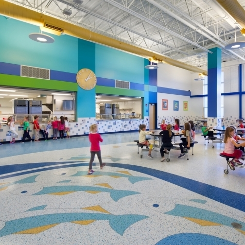 Bresnahan Elementary School   110,000 Square Feet Newburyport, Massachusetts Contractor: CTA Architect: HMFH
