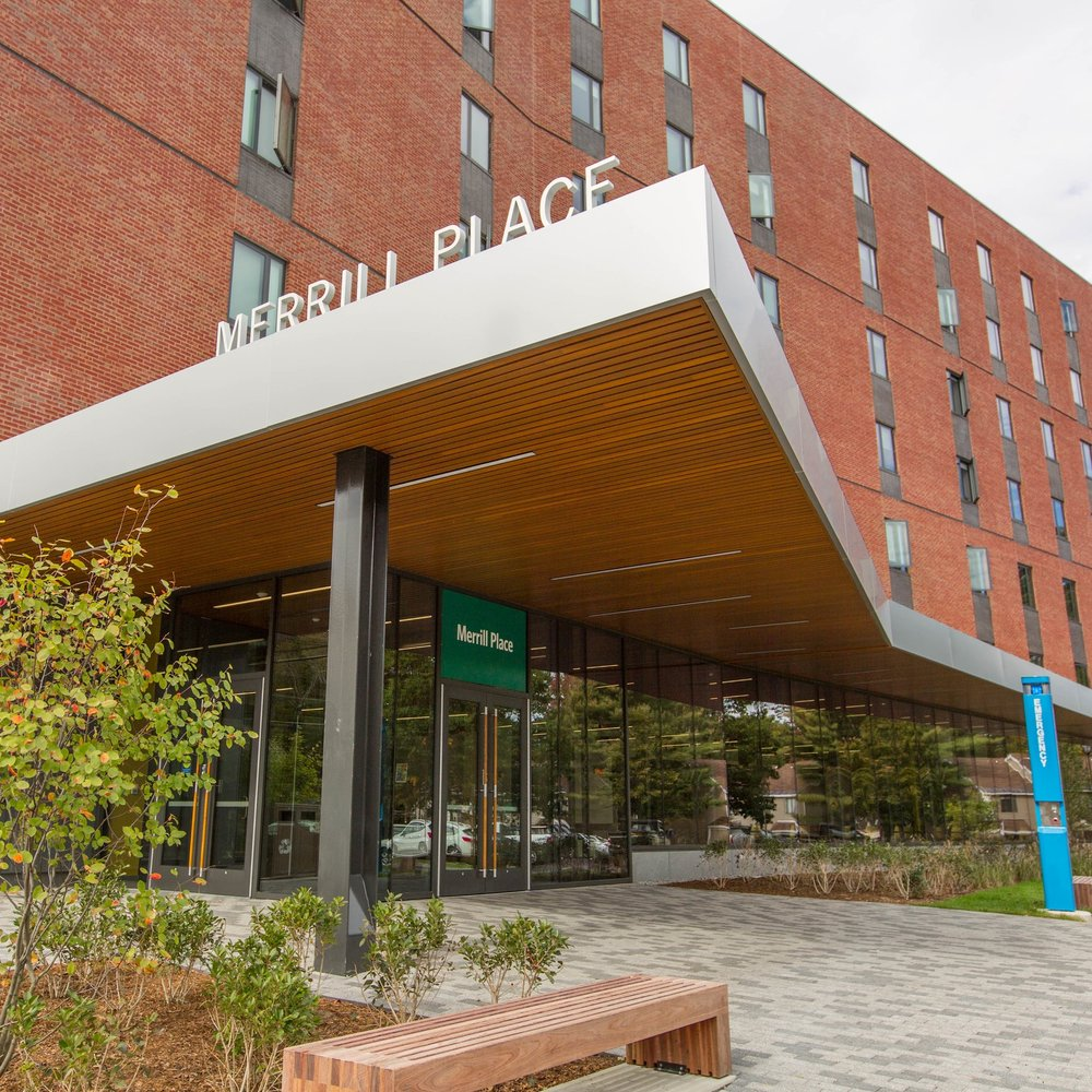 Merrill Place at PSU   Residence Hall & Conference Square Feet: 95,000 Plymouth, New Hampshire Contractor: Engelberth