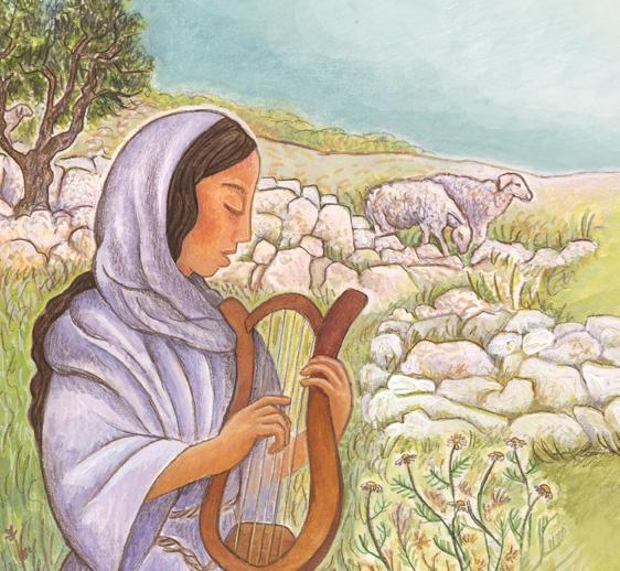 Shepherdess - DYael Bernhard.jpg