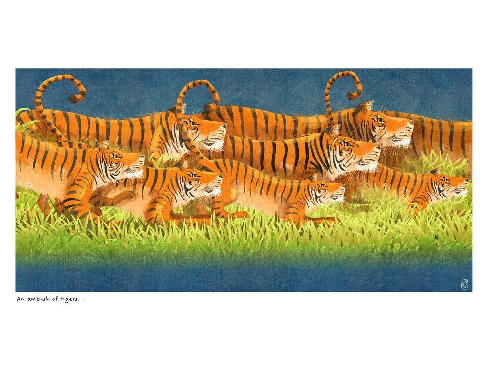An Ambush of Tigers 12 x 16 copy.jpg