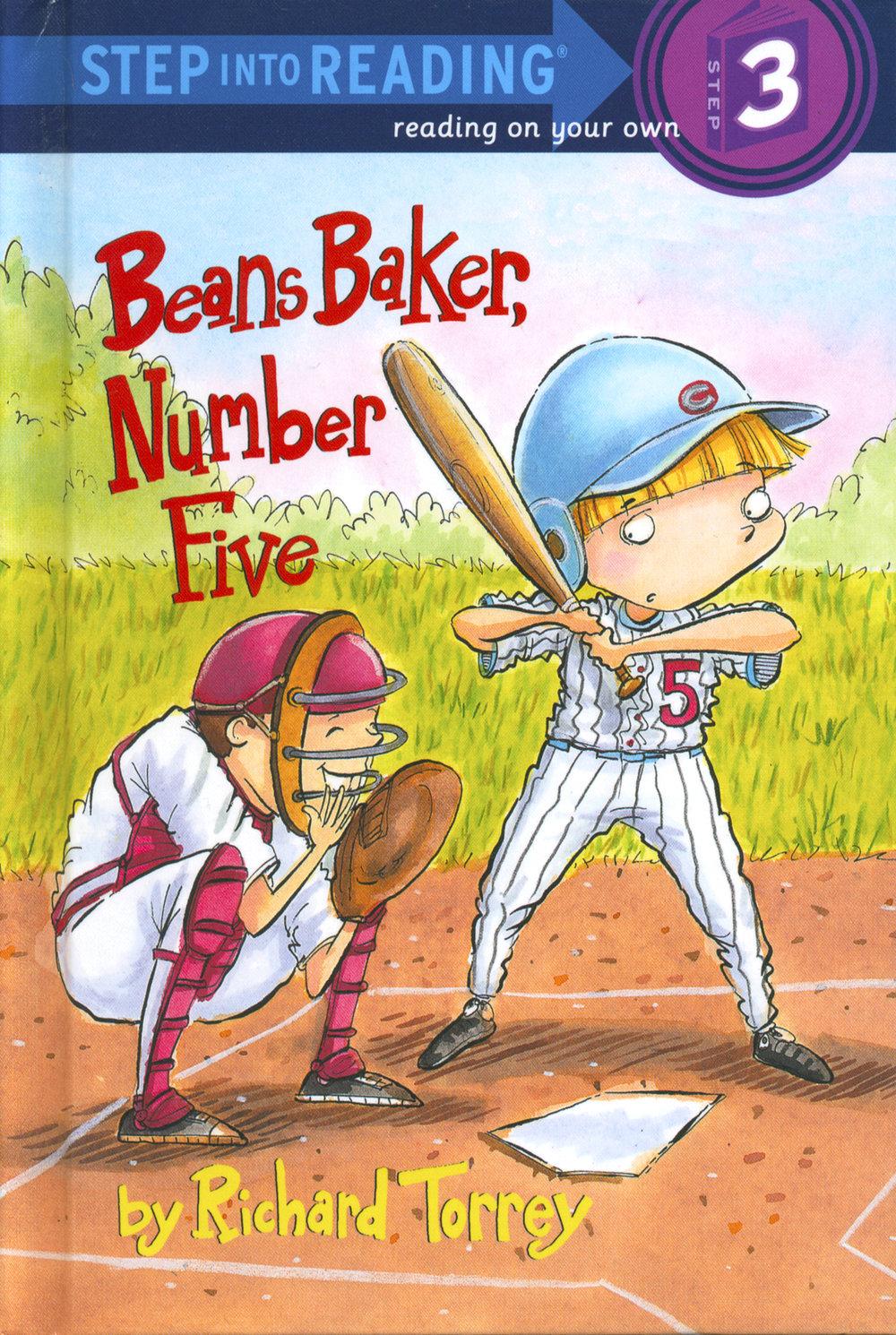 BEANS BAKER, NUMBER FIVE