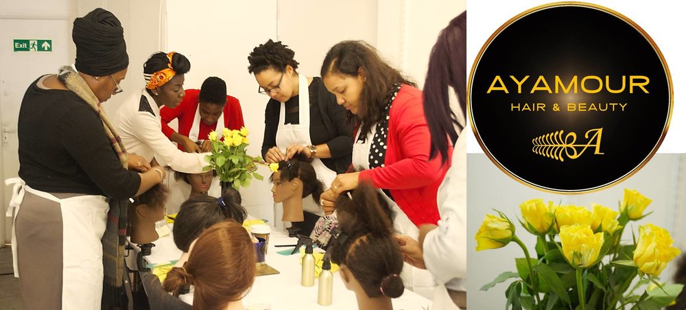 MASTER THE ART OF BRAIDING ON OUR PRACTICAL WORKSHOPS!