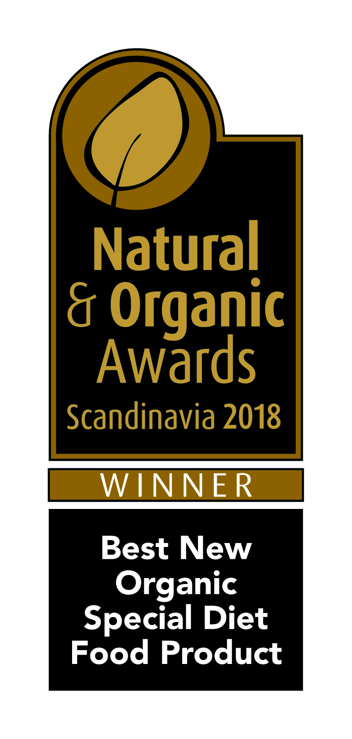 Best New Organic Special Diet Food Product