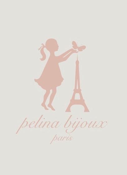 logo for jewellery company www.pelinabijoux.com