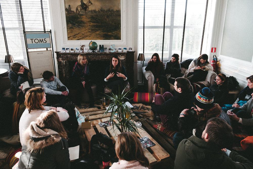 IKIGAI - Cercle de parole et co-création    6.30PM-9PM - Français - INSPIRE COCOON - Participation libre et consciente   Le cercle de parole IKIGAI est une rencontre donnant l'opportunité à celles et ceux qui ont déjà entamé un travail personnel de quête de sa mission de vie et joie de vivre grâce à l'ikigai de partager leurs expériences et conseils avec un groupe bienveillant.    + d'infos