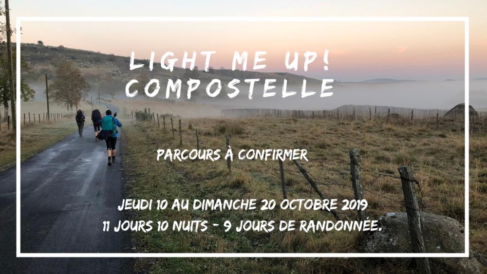 👣  PARCOURS À CONFIRMER POUR L'AUTOMNE 2019  Jeudi 10 au dimanche 20 octobre 2019  11 jours/10 nuits - 9 jours de randonnée