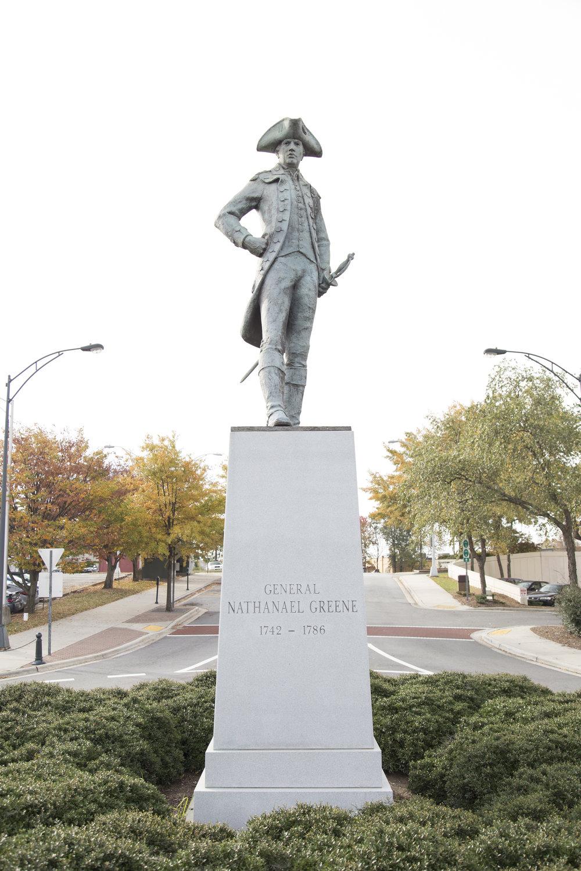 General Nathanael Greene