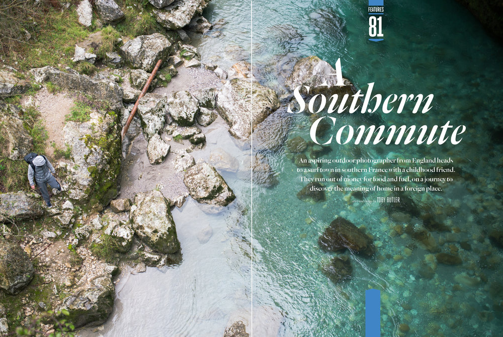 OutdoorJournal-SouthernCommute-TobyButler