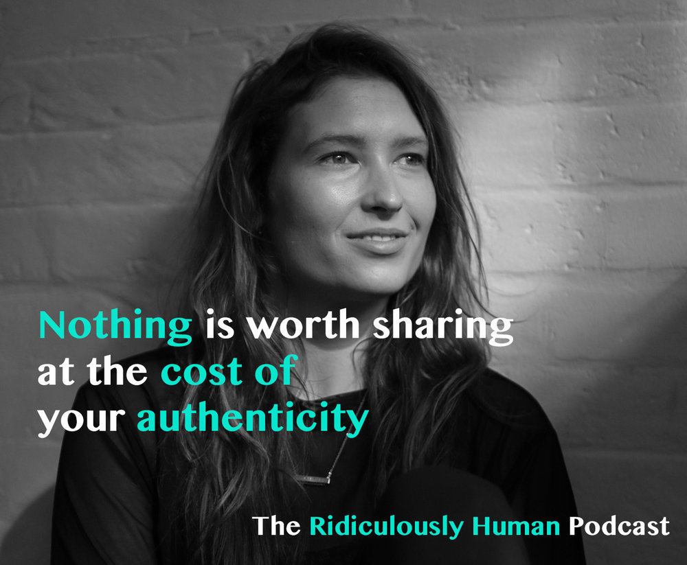 The Ridiculously Human Podcast Ep 036 -