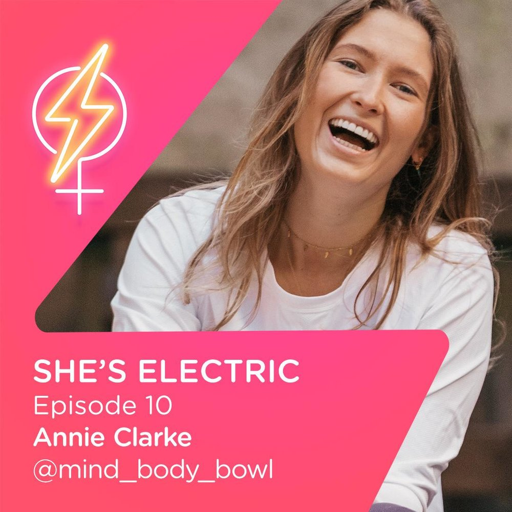 She's Electric PodcastEp. 10 - I am so honoured to have been invited on to this wonderful podcast hosted by my friend Jody Shield to talk about trust, the benefit of retreats, and why the women around me make me feel electric!