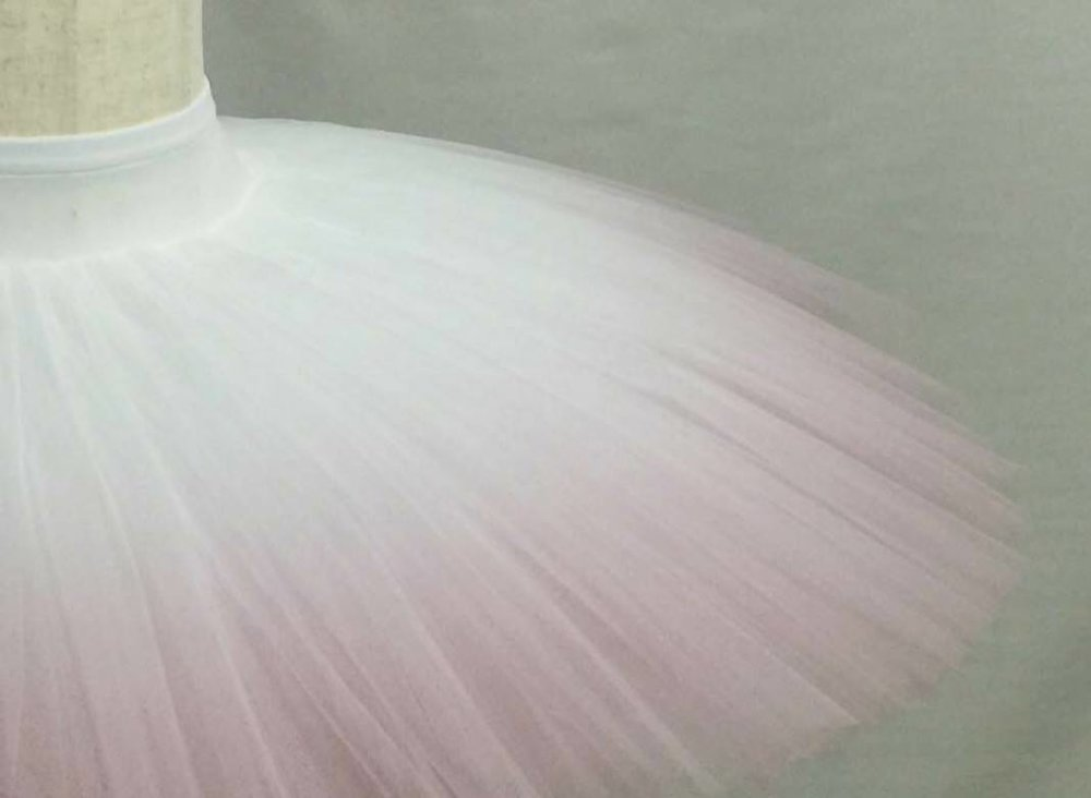 INVERTED OMBRE TUTUS