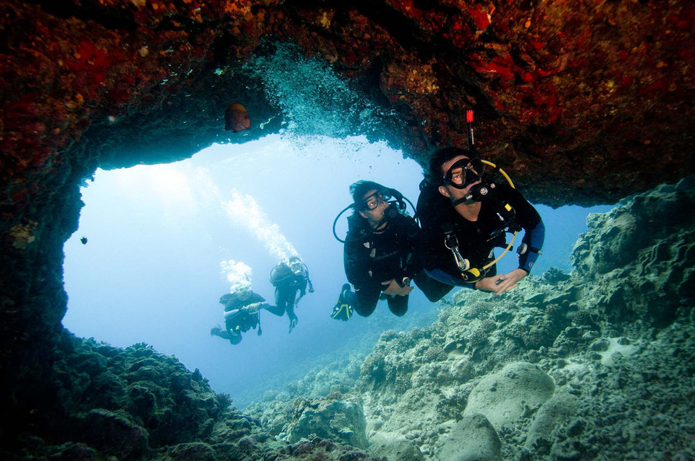 As an Advanced Open Water certified diver, how to become an PADI ...