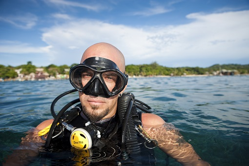 PADI Staff Instructor, Roatan, Honduras