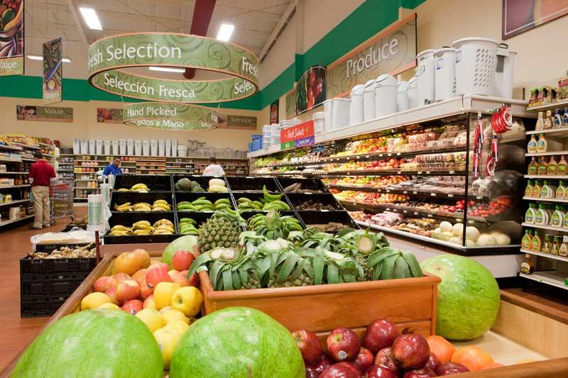 Eldons supermarket coxen hole