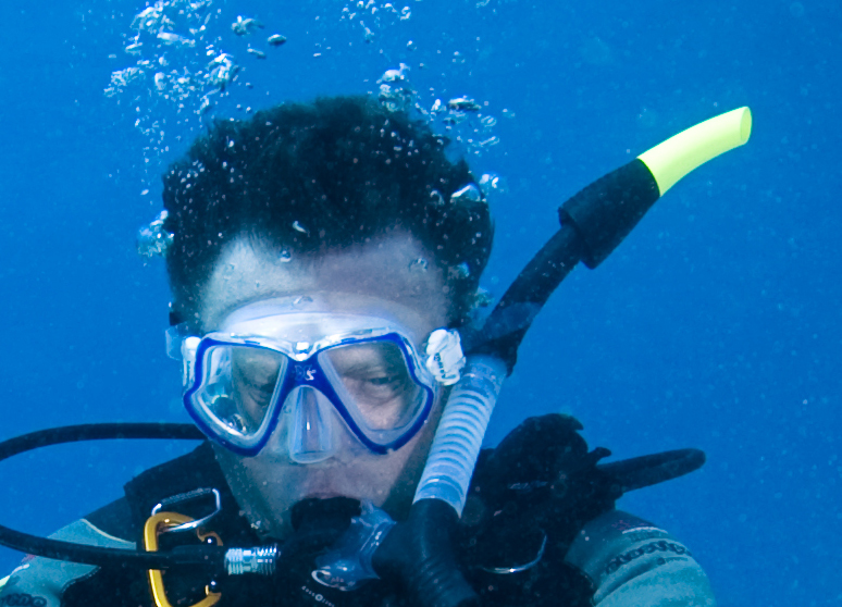 Ken Sibley, PADI Instructor