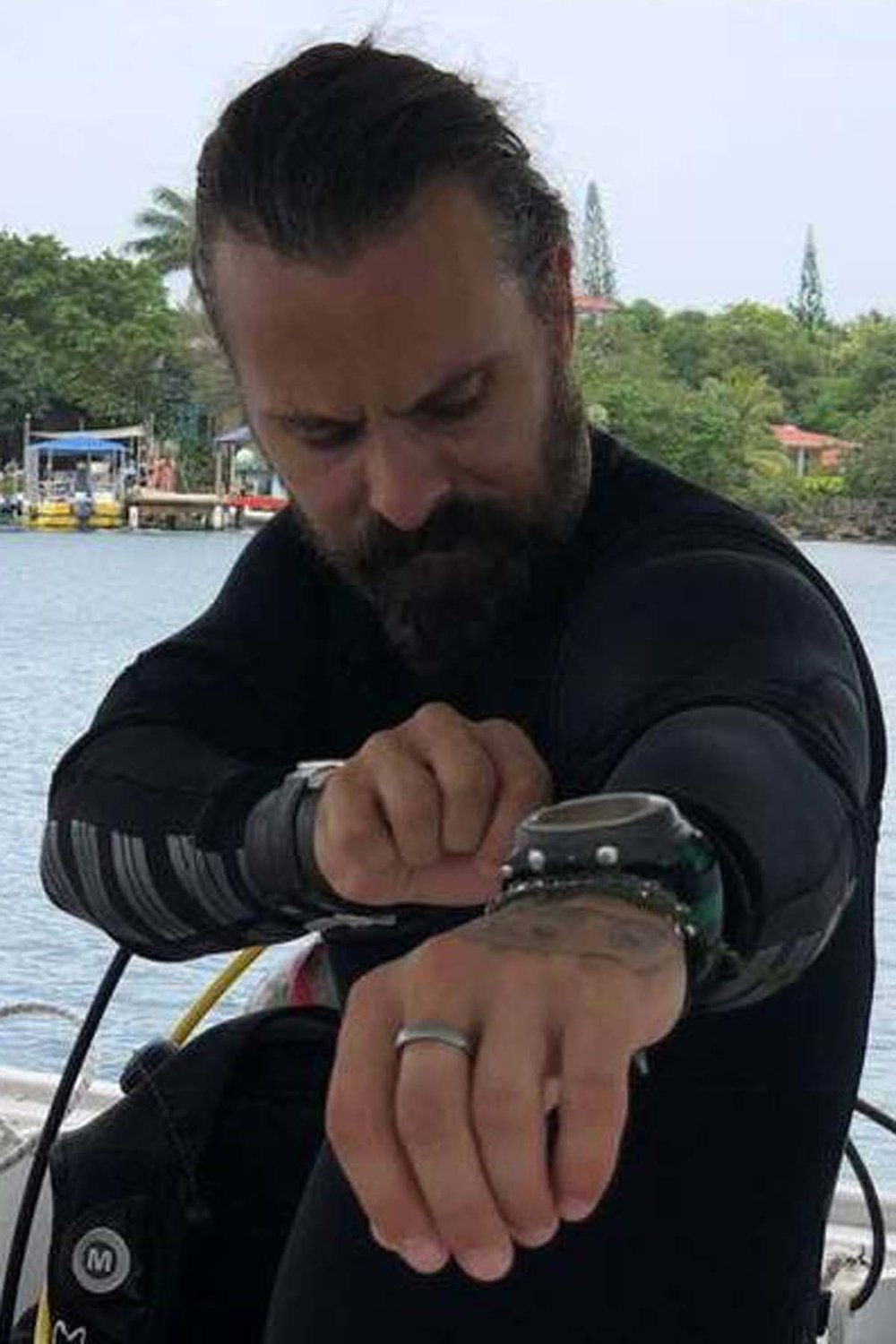 PADI IDC Staff instructor - Ty