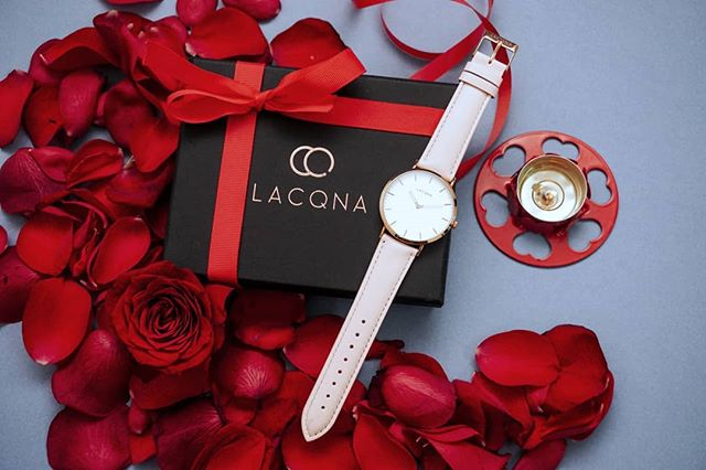 Love is friendship that caught fire. 15% off now. Free delivery and special gift. #lacqnawatches #lacqna #preciousmemory