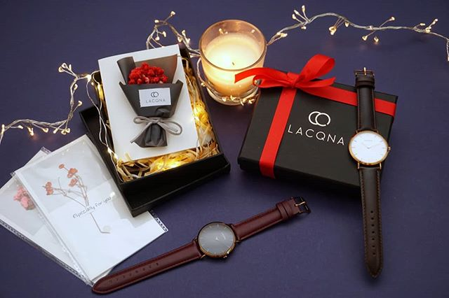 Love is when the other person's happiness is more important than your own. 15% off storewide for all watches. #lacqnawatches #lacqnawatch #preciousmemory