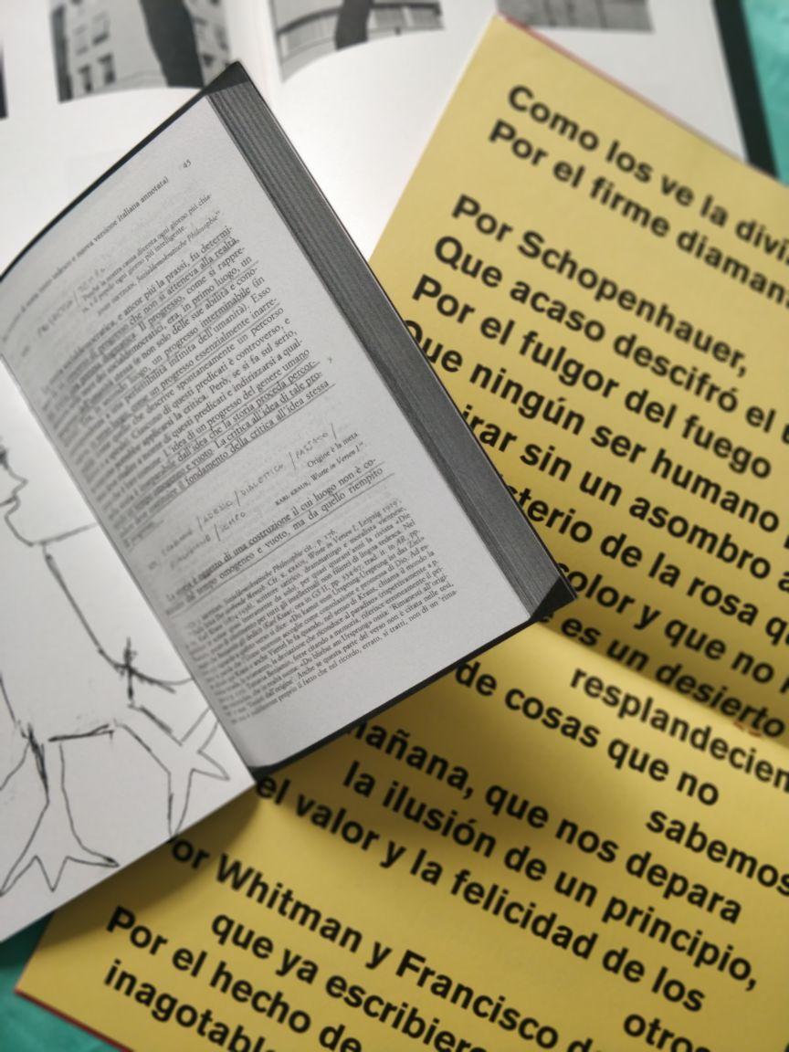 Poesía y Fotografía - Fotografía para poetas / Poesía para fotógrafxs