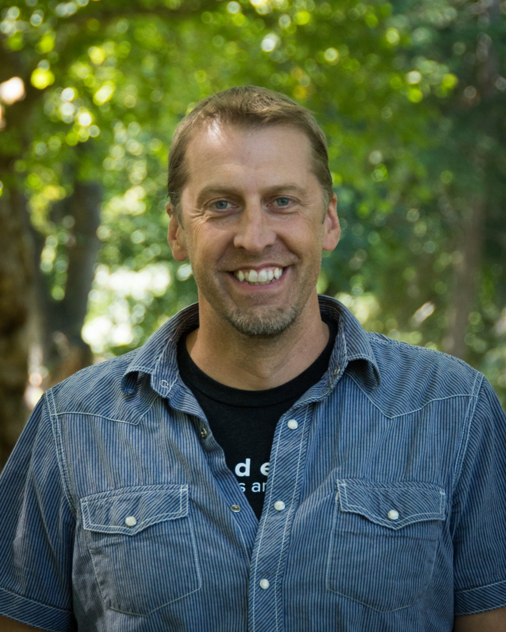 Jim Snyder Lead Pastor