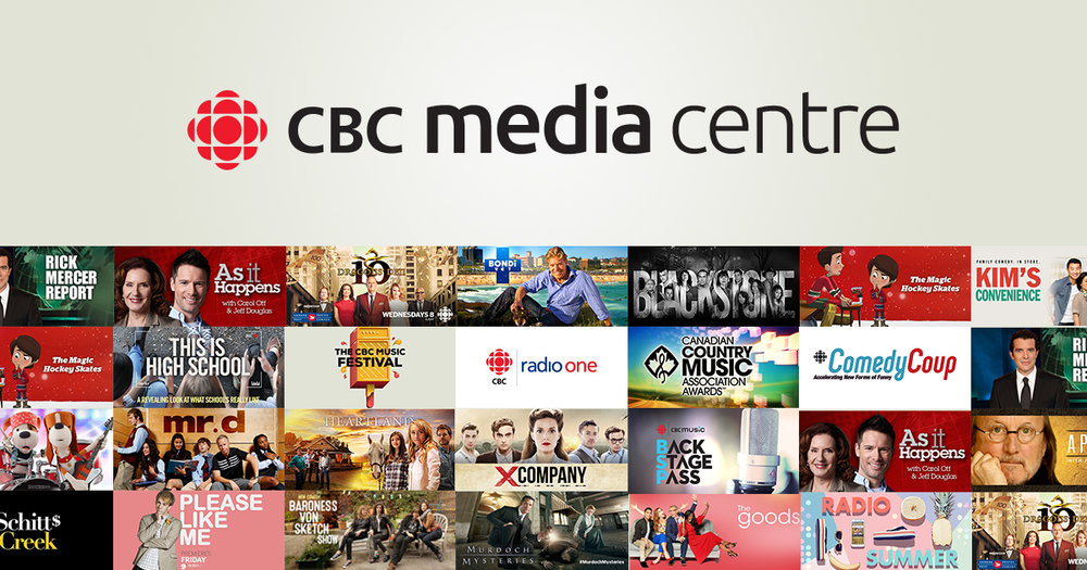CBC Media Centre - Information Page