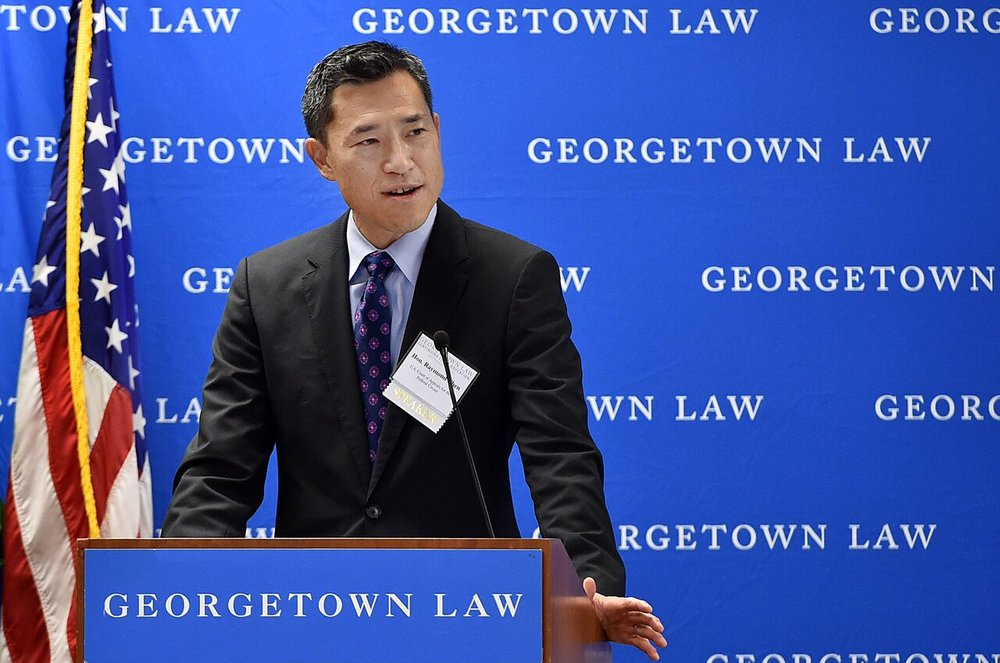 Federal Circuit Judge Raymond Chen