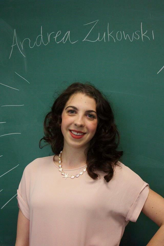 Andrea Zukowski ~ Brain Bee Competitor