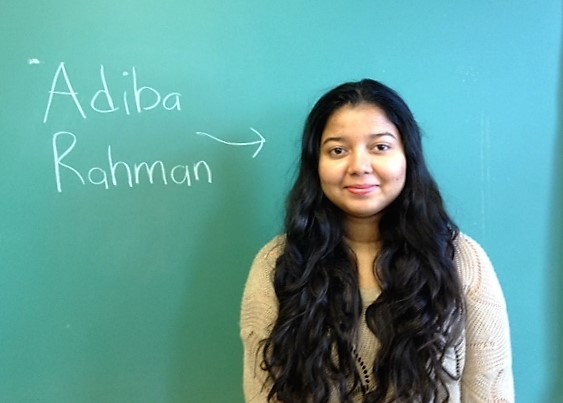 Adiba Rahman ~ Bright Lights Scholar