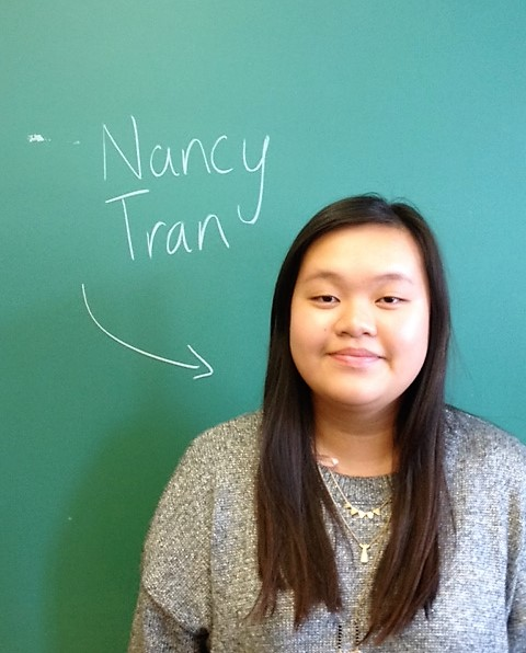 Nancy Tran ~ Bright Lights Scholar