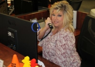 Michele is waiting for your call!