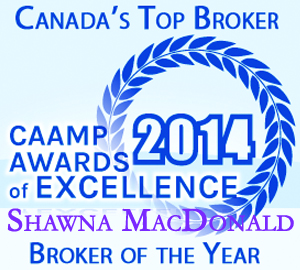 Canada's Top Broker CAAMP Awards of Excellence